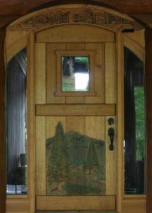 Scene Door